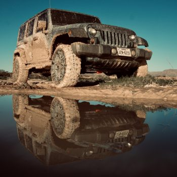 How to Boost Your Turbo Diesel's Power - muddy SUV