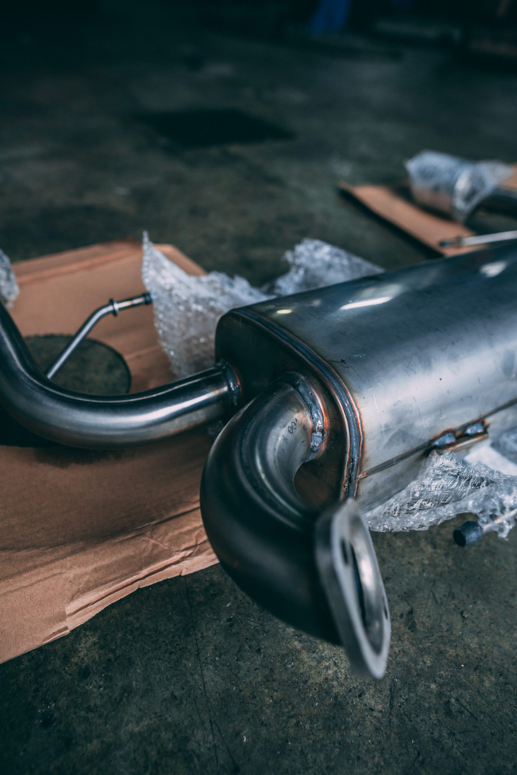 Top Three Reasons to Upgrade Your Exhaust System - exhaust system parts